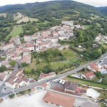 Village Escoussens Tarn